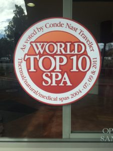 World Top Ten Spa